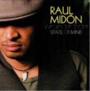 State of Mind - CD Audio di Raul Midon