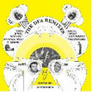 The DFA Remixes Chapter One - CD Audio