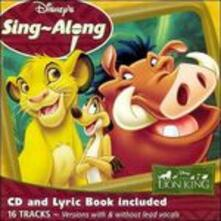 Disney's Sing a Long - CD Audio