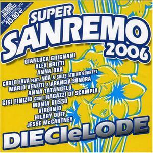 Super Sanremo 2006. 10 e lode! - CD Audio
