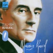 The Very Best of Ravel - CD Audio di Maurice Ravel