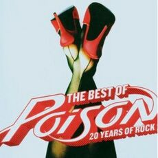 CD The Best of Poison. 20 Years of Rock Poison