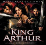 Cover CD Colonna sonora King Arthur