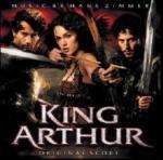 Cover CD King Arthur