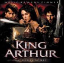 King Arthur (Colonna sonora) - CD Audio di Hans Zimmer