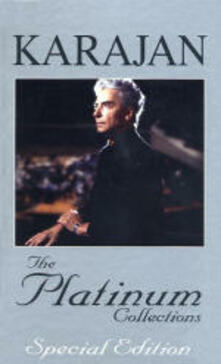 The Platinum Collections: Karajan - CD Audio di Herbert Von Karajan