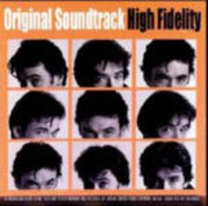 Alta Fedeltà (High Fidelity) (Colonna Sonora) - CD Audio
