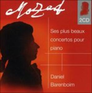 Ses Plus Beaux Concertos - CD Audio di Daniel Barenboim