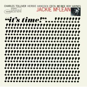 It's Time - CD Audio di Jackie McLean