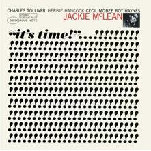 It's Time - CD Audio di Jackie McLean