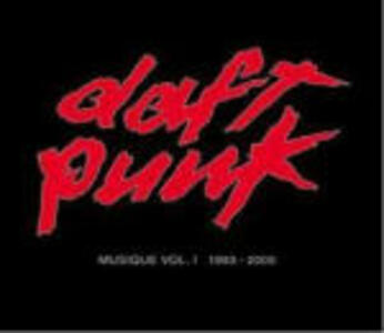 Musique vol.1 1993-2005 - CD Audio di Daft Punk