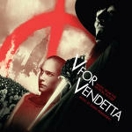 Cover CD V per vendetta
