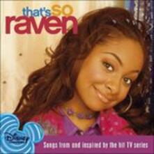 That's so Raven (Colonna sonora) - CD Audio