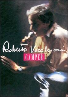 Roberto Vecchioni. Camper (DVD) - DVD di Roberto Vecchioni