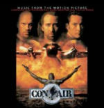 Cover della colonna sonora del film Con Air