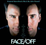Cover CD Face/Off - Due facce di un assassino