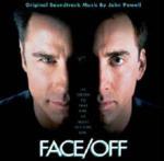 Cover CD Colonna sonora Face/Off - Due facce di un assassino