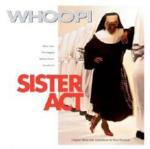 Cover CD Colonna sonora Sister Act - Una svitata in abito da suora