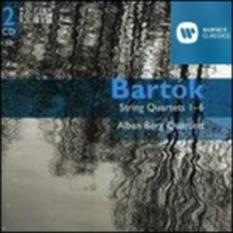 Quartetti per archi - CD Audio di Bela Bartok,Alban Berg Quartett