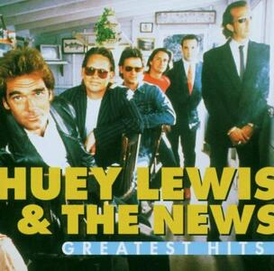 Greatest Hits - CD Audio di Huey Lewis,News
