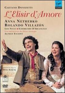 Gaetano Donizetti. L'elisir d'amore - DVD