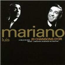 20 Chansons d'or - CD Audio di Luis Mariano