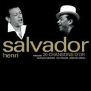 20 chansons d'or - CD Audio di Henri Salvador