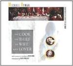 Cover CD Colonna sonora Il cuoco, il ladro, sua moglie e l'amante