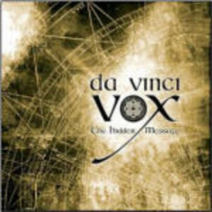 The Hidden Message - CD Audio di Da Vinci Vox