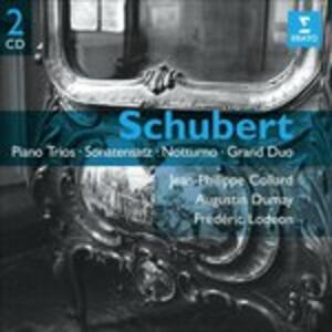 Opere per pianoforte - CD Audio di Franz Schubert,Augustin Dumay,Jean-Philippe Collard