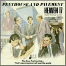 Penthouse and Pavement - CD Audio di Heaven 17