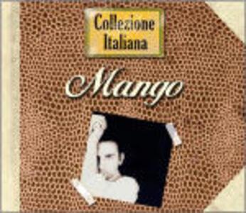 Mango. Collezione italiana - CD Audio di Mango