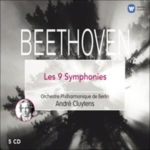 Les Symphonies - CD Audio di Ludwig van Beethoven