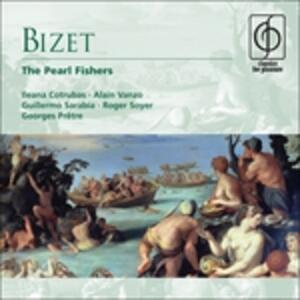 Pearl Fishers - CD Audio di Georges Bizet