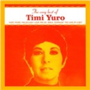 Very Best of - CD Audio di Timi Yuro
