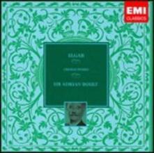 Choral Works - CD Audio di Edward Elgar,Sir Adrian Boult