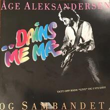 Dains Me Mae - CD Audio di Age Aleksandersen