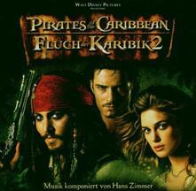 Fluch der Karibik 2 (Colonna sonora) - CD Audio