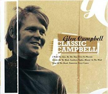 Classic Campbell - CD Audio di Glen Campbell