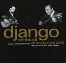 20 Chansons d'or - CD Audio di Django Reinhardt