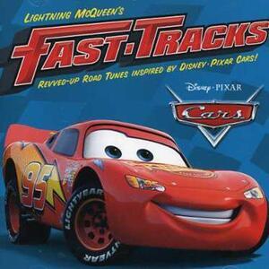 Lightning Mcqueens Fast - CD Audio