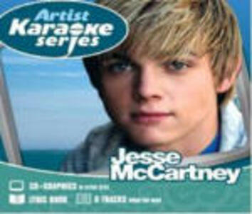 Artist Karaoke Series: Jesse McCartney - CD Audio