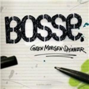 Guten Morgen Spinner - CD Audio di Bosse