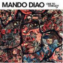 Ode to Ochrasy - CD Audio di Mando Diao