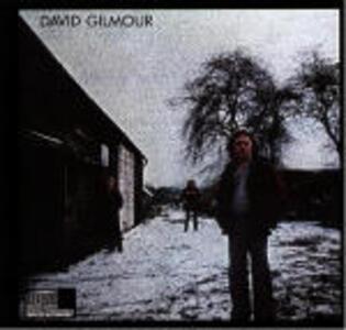 David Gilmour - CD Audio di David Gilmour