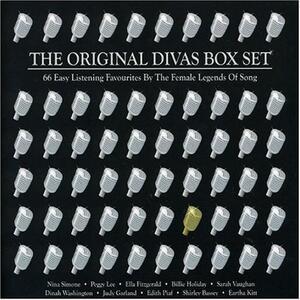 Original Divas - CD Audio