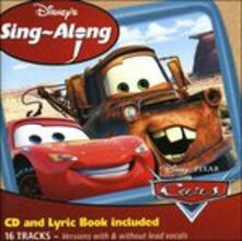 Sing-A-Long Cars - CD Audio