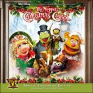 Muppets Christmas Carol (Colonna Sonora) - CD Audio