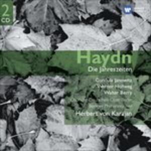 Le Stagioni (Die Jahreszeiten) - CD Audio di Franz Joseph Haydn,Herbert Von Karajan,Berliner Philharmoniker