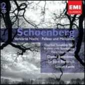 CD Notte trasfigurata (Verklärte Nacht) - Pelleas und Melisande - Sinfonia da camera n.1 - Quintetto con pianoforte n.1 Arnold Schönberg Sir John Barbirolli Daniel Barenboim